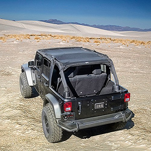 Jeep Wrangler Bikini Top For 2007 2016 Jeep